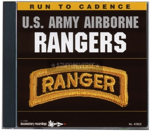 army running candences